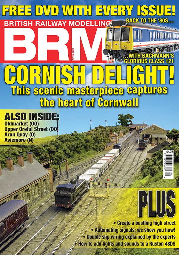 cover of April 2020 BRM